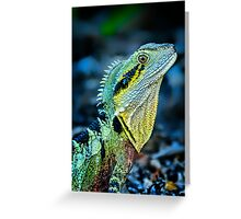 Rainbow Dragon.... Greeting Card
