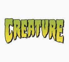 Creature Skate Logo by Dan Roberts