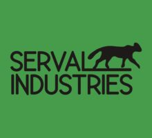 Serval Industries One Piece - Short Sleeve