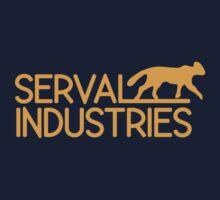 Serval Industries  Kids Tee