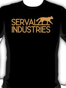 Serval Industries  T-Shirt