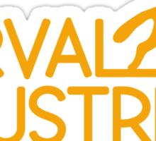 Serval Industries  Sticker
