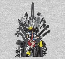 Kingdom Hearts: Game of Hearts Color Kids Clothes