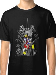Kingdom Hearts: Game of Hearts Color Classic T-Shirt