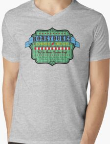 Honeydukes Mens V-Neck T-Shirt