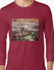Fantasy Battle Long Sleeve T-Shirt