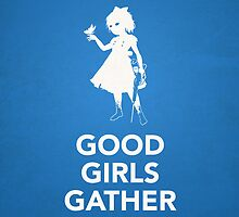 Bioshock: Good Girls Gather by Carrie Wilbraham