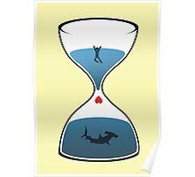 Shark Timer Poster