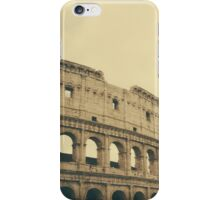 Coliseum iPhone Case/Skin