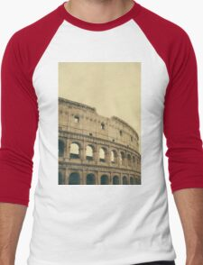 Coliseum Men's Baseball ¾ T-Shirt