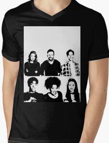 Community Things Mens V-Neck T-Shirt