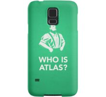 Bioshock: Who Is Atlas? Samsung Galaxy Case/Skin
