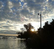 Chautauqua Lake  by shoffman