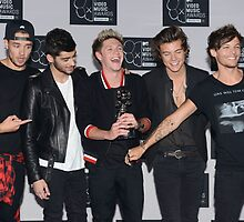 One Direction - Video Music Awards 2013 by ItsLauraBtw