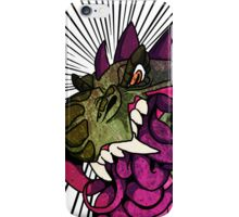 DINO RAMPAGE iPhone Case/Skin