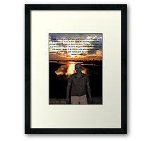 James Clavell Framed Print