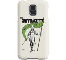 W.S.P.U. - The Suffragette Samsung Galaxy Case/Skin