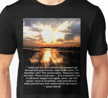 James Clavell Unisex T-Shirt