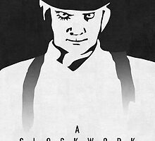 A Clockwork Orange by Oliver Shilling