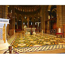 The Cathedral Of Saint Nicholas Photographic Print