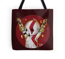 God of War- Kratos. Tote Bag
