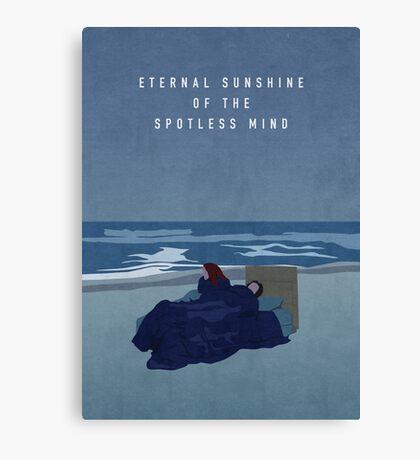 Eternal Sunshine of the Spotless Mind Canvas Print