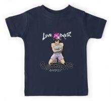Catherine - Love is Over Kids Tee