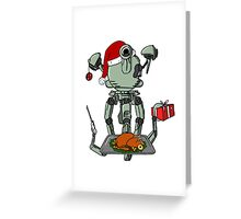 Codsworth Found Something Greeting Card