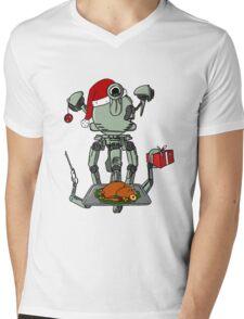 Codsworth Found Something Mens V-Neck T-Shirt