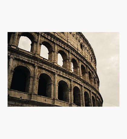 Anfiteatro Flavio Photographic Print