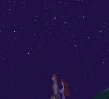 Gazing at the stars by emilyg23