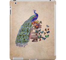 Vintage Peacock Beauty iPad Case/Skin