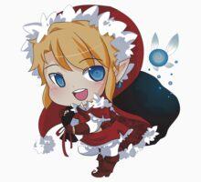 Here Comes Santa Link by PocketCucco