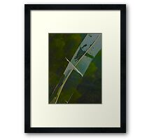 Mend V Framed Print