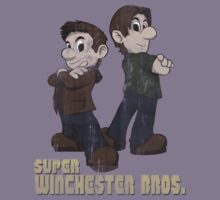 Super Winchester Bros -- vintage look by webgeekist