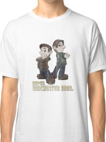Super Winchester Bros -- vintage look Classic T-Shirt
