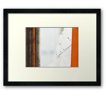 Mend XI Framed Print