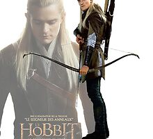 Legolas: Orlando Bloom by PaytonGilley