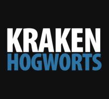 Official Kraken Hogwarts by That T-Shirt Guy