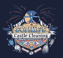 Sophie's Castle Cleaning by amandaflagg