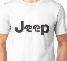 Jeep Skulls 0001 Unisex T-Shirt