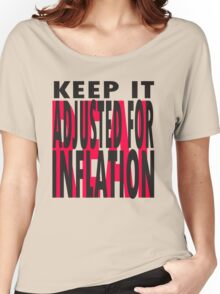 Keep It REAL Women's Relaxed Fit T-Shirt