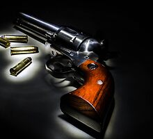.357 Pistol by JasonCronk