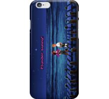 Plunder bunny! (Monkey Island 1) iPhone Case/Skin
