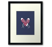 All Star Love Framed Print