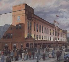 IBROX Stadium by mark1004