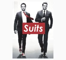 Suits - Harvey and Mike by bicwang