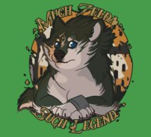 Much Zelda, Such Doge by Tigryph