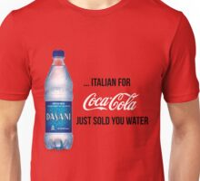True Meaning of Dasani Unisex T-Shirt