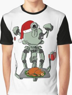 Codsworth Found Something Graphic T-Shirt
